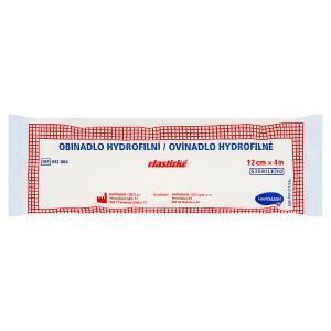 Hartmann Obinadlo hydrofilní elastické 12 cm x 4 m