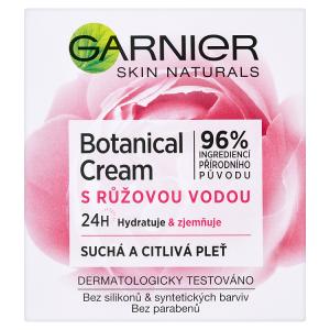 Garnier Skin Naturals Botanical krém s růžovou vodou 50ml