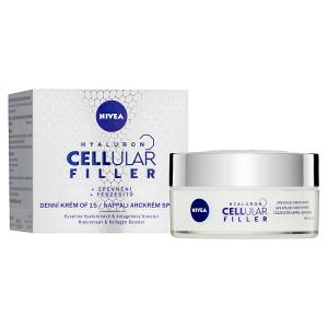 Nivea Hyaluron Cellular Filler Zpevňující denní krém OF 15 50ml