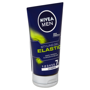 Nivea Men Elastic Gel na vlasy pro elastický styling 150ml