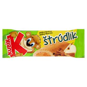 Kubík Štrúdlík jablko/skořice 21g