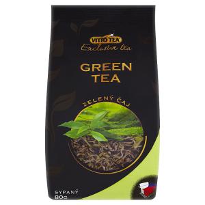 Vitto Tea Exclusive tea Zelený čaj sypaný 80g
