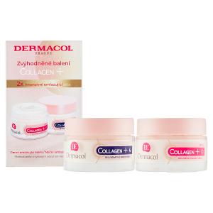 Dermacol Collagen+ Intenzivní omlazující denní a noční krém 2 x 50ml