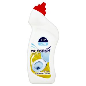 Tip Line WC čistič citron 750ml