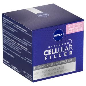 Nivea Hyaluron Cellular Filler Zpevňující noční krém 50ml
