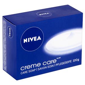 Nivea Creme Care Pečující krémové mýdlo 100g