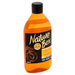 Nature Box sprchový gel Apricot Oil 385ml