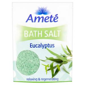 Ameté Koupelová sůl Eucalyptus 80g