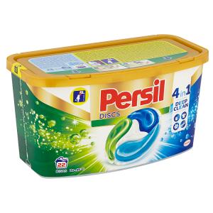 Persil Discs koncentrovaný předdávkovaný prací prostředek 22 praní 550g