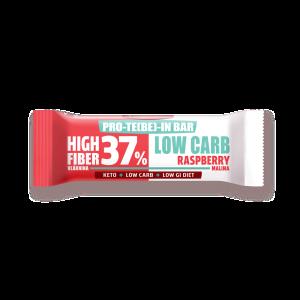 Keto tyčinky PRO-TE(BE)-IN Low carb malina  35 g