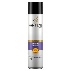 Pantene Pro-V Volume Creation Lak Na Vlasy Pro Jemné Vlasy 250 ml