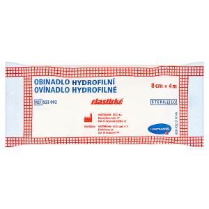 Hartmann Obinadlo hydrofilní elastické 8 cm x 4 m