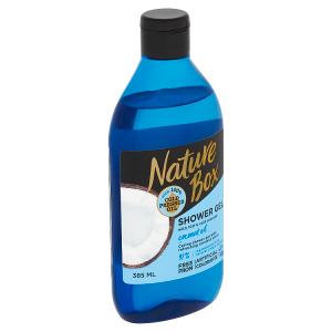 Nature Box sprchový gel Coconut Oil 385ml
