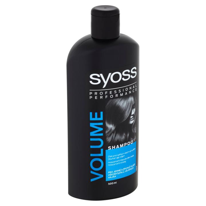 Syoss šampon Volume pro objem vlasů 500ml