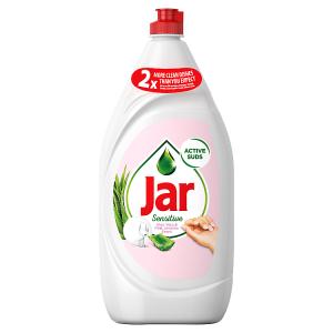 Jar Sensitive Aloe Vera&Pink Jasmin Tekutý Prostředek Na Nádobí 1,35l