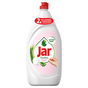 Jar Sensitive Aloe Vera&Pink Jasmin Tekutý Prostředek Na Nádobí 1,35 l
