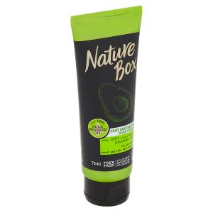 Nature Box krém na ruce Avocado Oil 75ml
