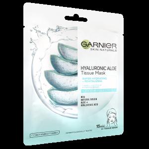 Garnier Skin Naturals textilní maska Hyaluronic Aloe, 1 ks