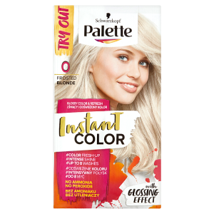 Schwarzkopf Palette Instant Color barva na vlasy Ledová Blond 0 25ml