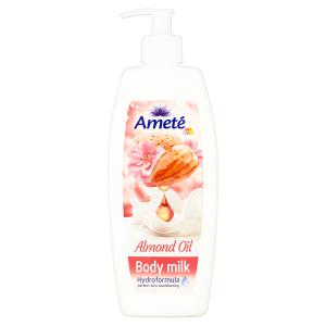 Ameté Tělové mléko Almond Oil 400ml