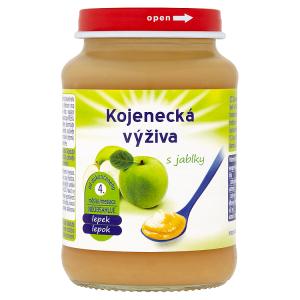Kojenecká výživa s jablky 190g