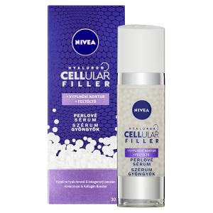 Nivea Hyaluron Cellular Filler Vyplňující perlové sérum 30ml