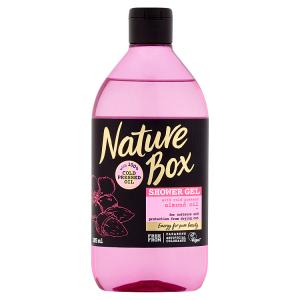Nature Box sprchový gel Almond Oil 385ml