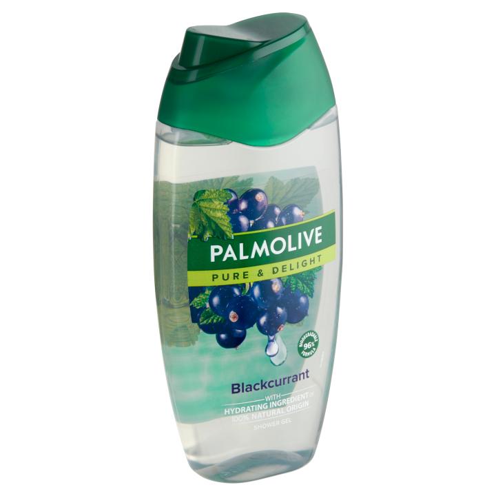 E-shop Palmolive Pure & Delight Blackcurrant sprchový gel 250ml
