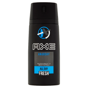 AXE Anarchy for Him Deodorant sprej pro muže 150ml