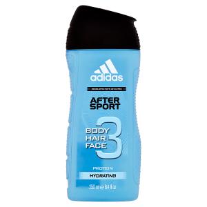 Adidas After Sport 3v1 sprchový gel 250ml