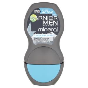 Garnier Mineral Pure Active Antibacteria 48H antiperspirant roll-on pro muže 50ml