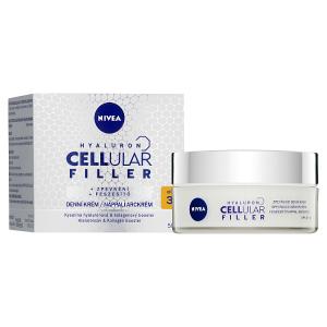 Nivea Hyaluron Cellular Filler Zpevňující denní krém OF 30 50ml