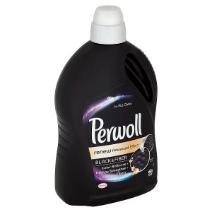 Perwoll Renew Advanced Effect Black & Fiber prací prostředek 45 praní 2,7l