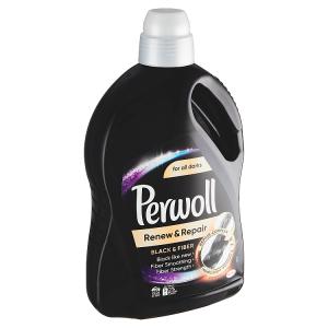 Perwoll Renew & Repair Black & Fiber prací prostředek 45 praní 2,7l