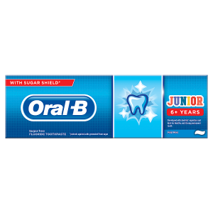 Oral-B Junior Zubní Pasta 75ml, Od 6 Let