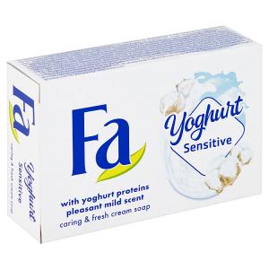 Fa tuhé mýdlo Yoghurt Sensitive 90g