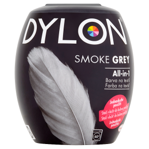 Dylon All-in-1 Smoke grey barva na textil 350g
