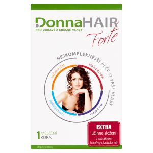 Donna Hair Forte Přípravek pro zdravé a krásné vlasy 30 ks