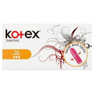 Kotex Normal tampóny 16 ks