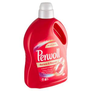 Perwoll Renew & Repair Color & Fiber prací prostředek 45 praní 2,7l