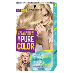Schwarzkopf Pure Color barva na vlasy Andělská Blond 10.0
