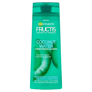 Garnier Fructis Coconut Water šampon 250ml