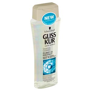 Gliss Kur šampon Purify & Protect 250ml