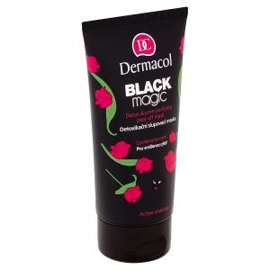 Dermacol Black Magic detoxikační slupovací maska pro smíšenou pleť 150ml