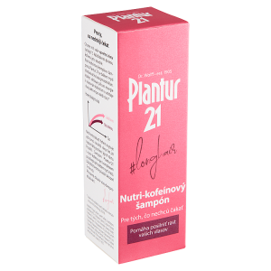 Plantur 21 Nutri-kofeinový šampon longhair 200ml