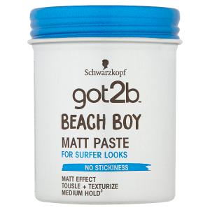 got2b matující pasta na vlasy Beach Boy 100ml