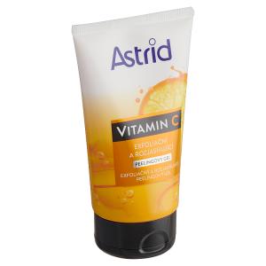 Astrid Vitamin C exfoliační a rozjasňující peelingový gel 150ml