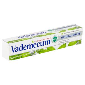 Vademecum zubní pasta Natural White 75ml