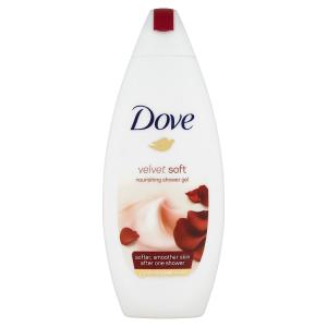 Dove Velvet Soft Sprchový gel 250ml