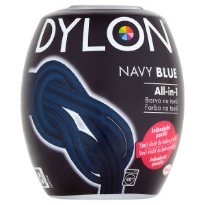 Dylon All-in-1 Navy blue barva na textil 350g
